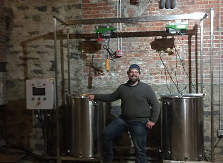 Building a Kombucha Brewery