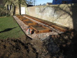 Compacting path