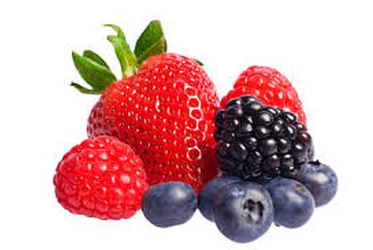 berries flavor