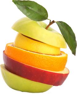 tutti-fruit flavor