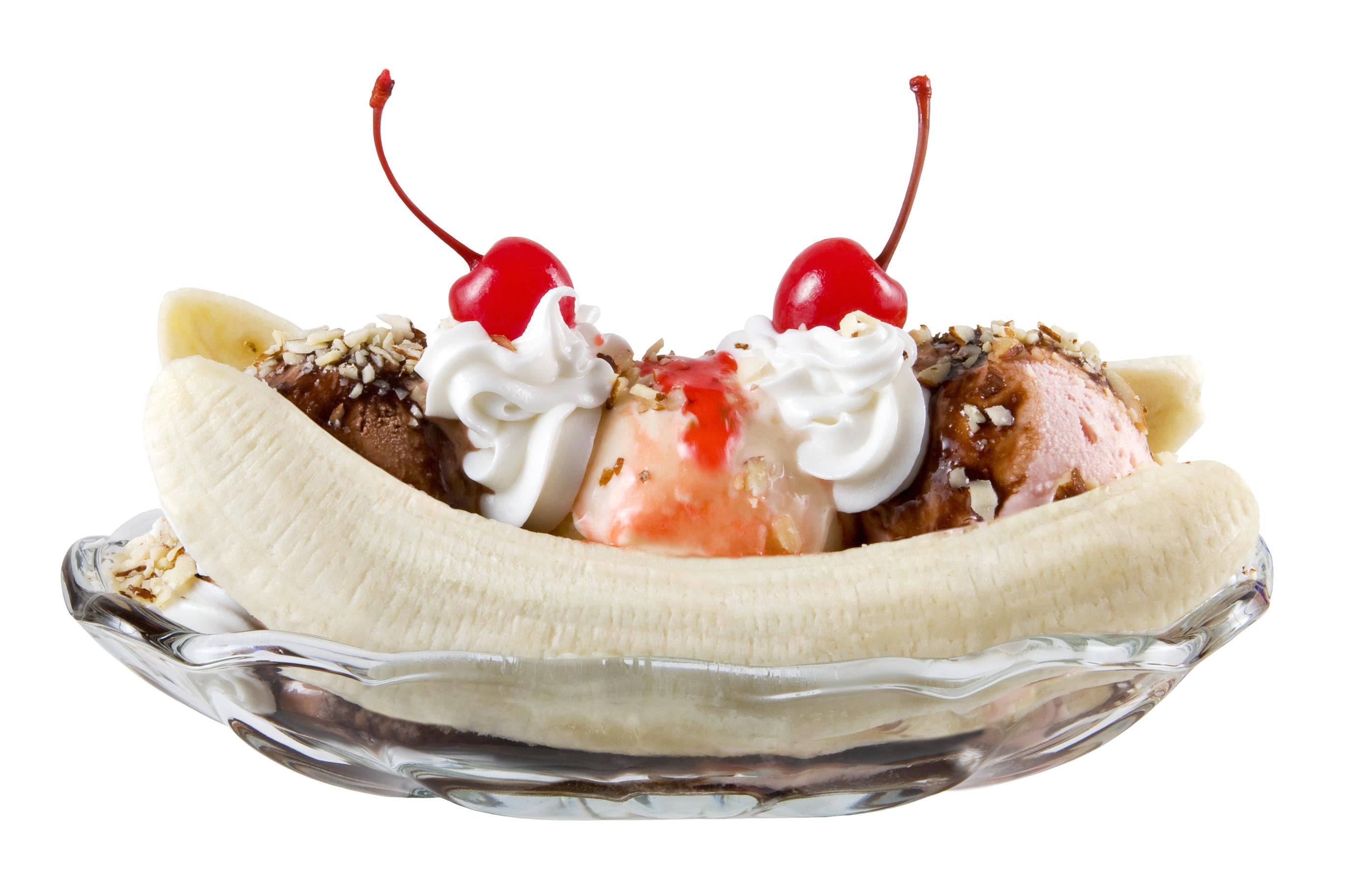 banana split flavor