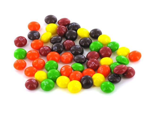 skittles flavor