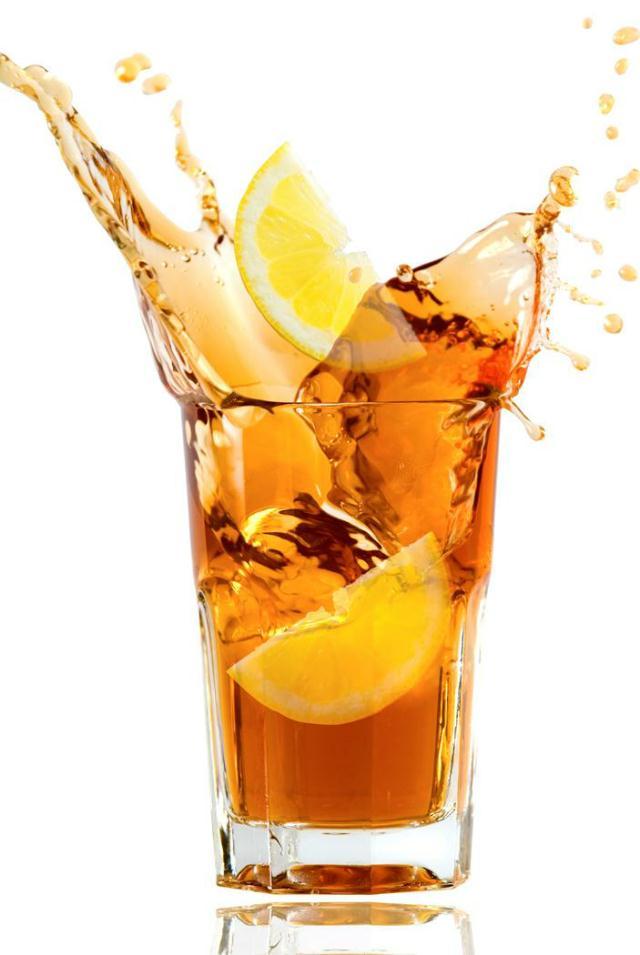 Lemon Iced Tea flavor
