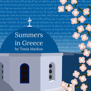 Summers in Greece | By Tonia Markou