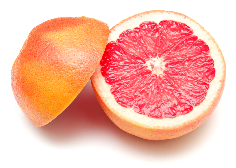 Ruby Red Grapefruit flavor