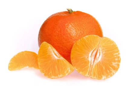 tangerines flavor