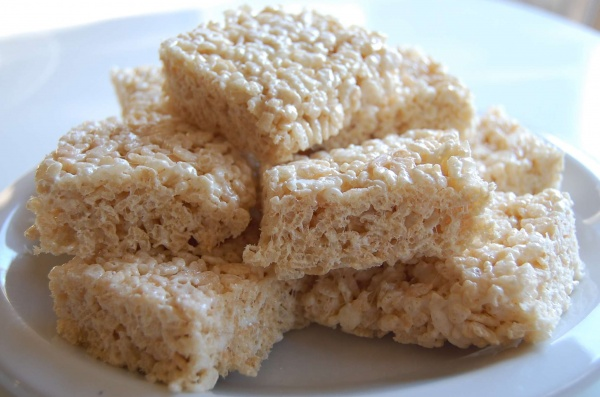 rice krispie flavor