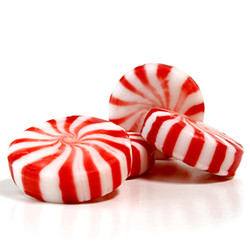 peppermint candy flavor