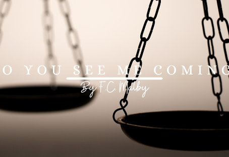 Do You See Me Coming? | By F.C. Malby