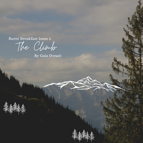 The Climb | By Gaia Donati