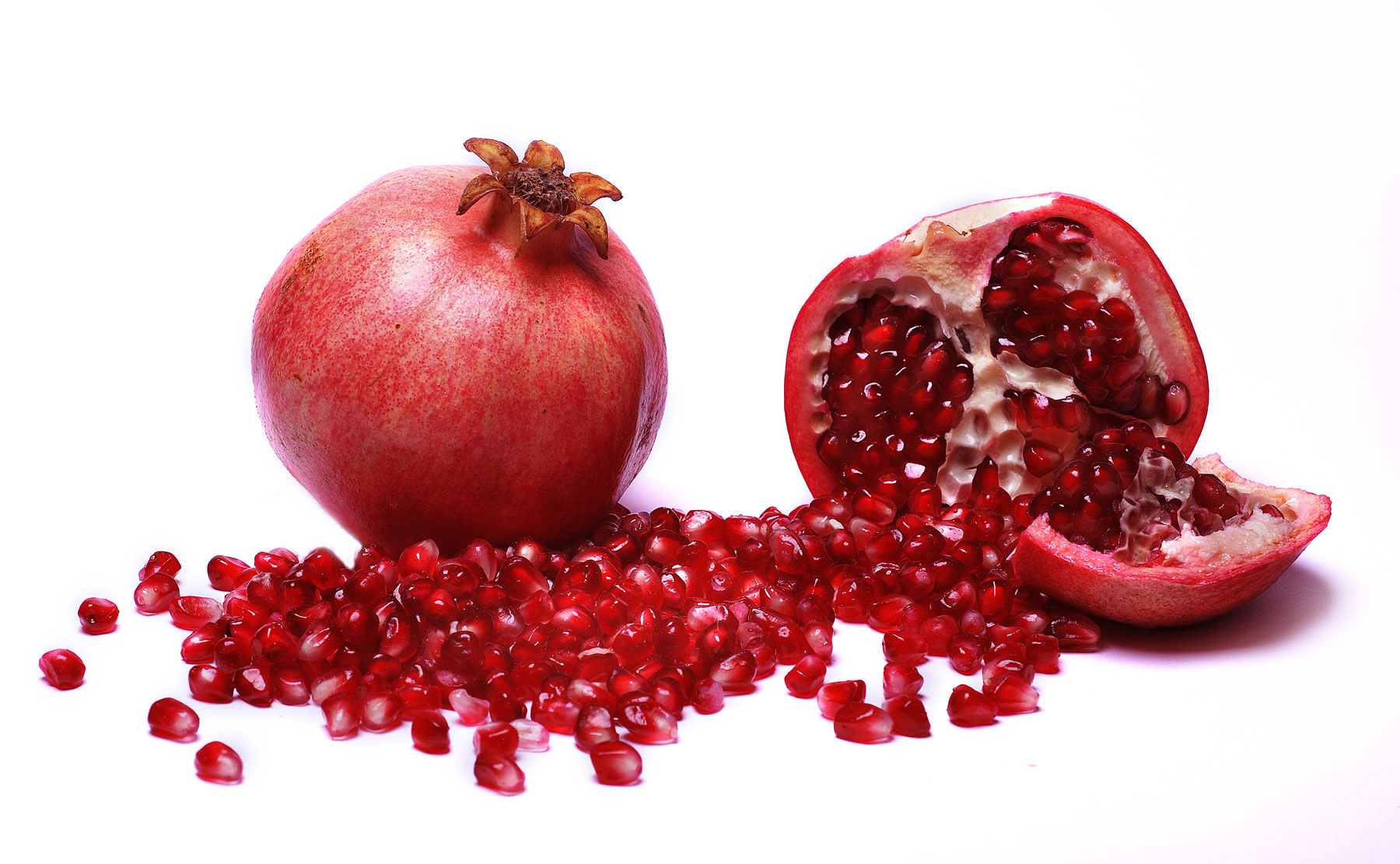 pomegranate flavor