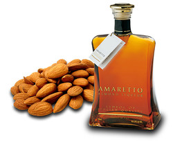 almond amaretto flavor