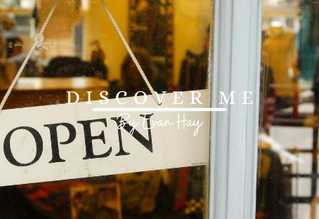 Discover Me | By Evan Hay