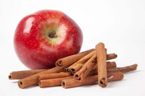 apple cinnamon flavor