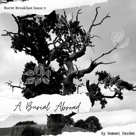 A Burial Abroad | By Samuel Harden