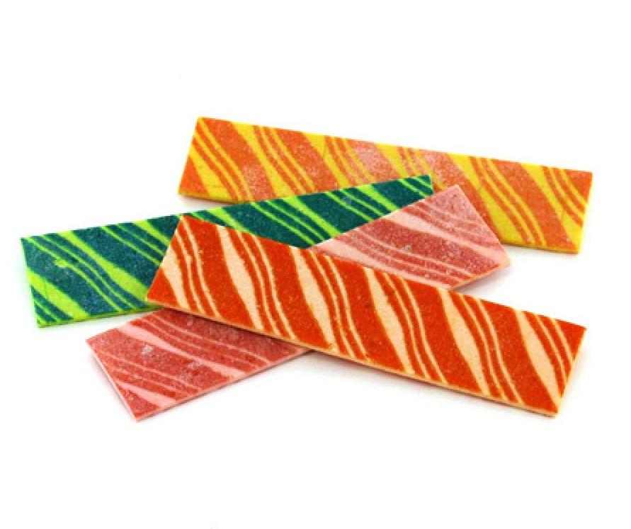 Fruit Stripe Gum flavor