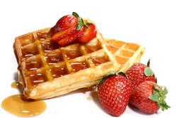 Waffles flavor