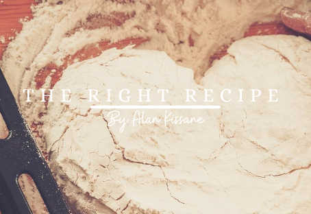 The Right Recipe | By Alan Kissane