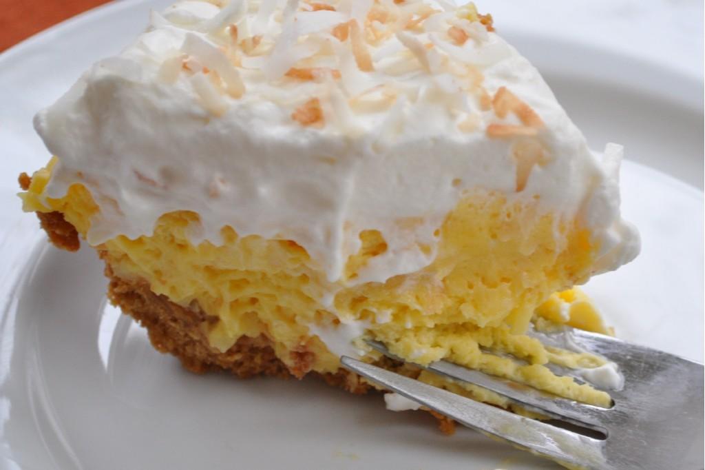 Coconut Cream Pie flavor
