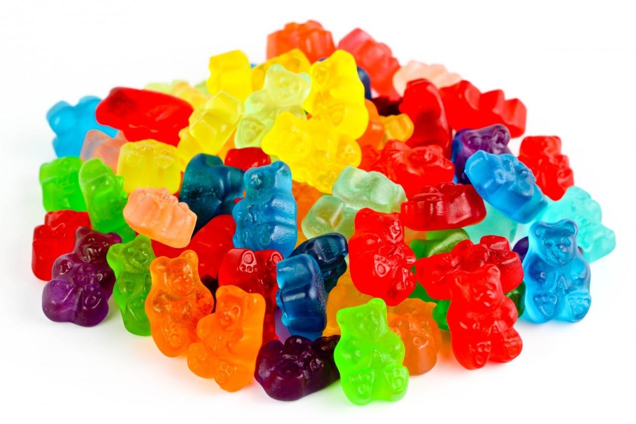 gummy bears flavor