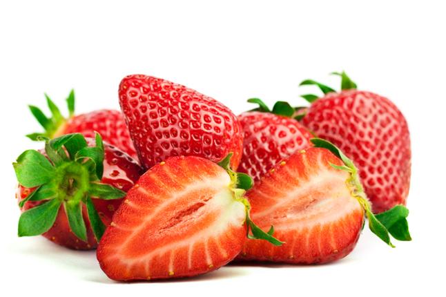 strawberries flavor