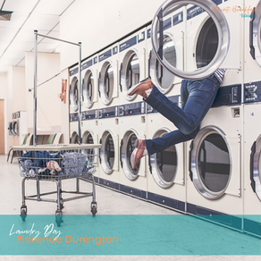 Laundry Day | By Florence Dunnington
