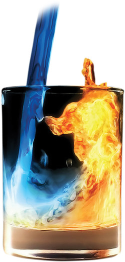 fire & ice flavor