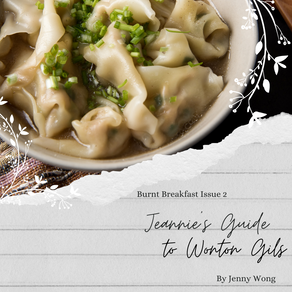 Jeannie's Guide to Wonton Girls | Jenny Wong