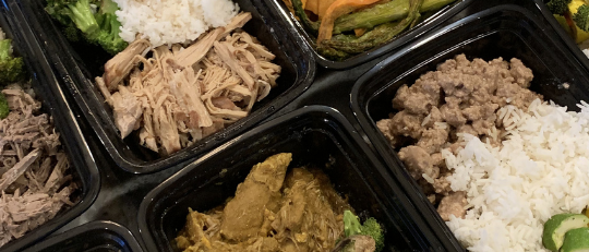 2 Custom Macro Meal a Day for 5 Days (10 Weekly Recurring)