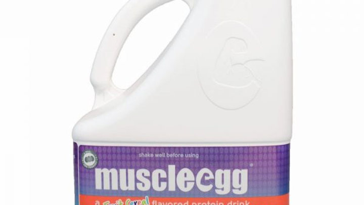 Fruit Cereal MuscleEgg - 1 Gallon