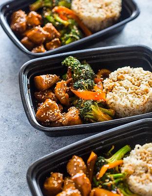 Custom Macro: 3 Meals per Day