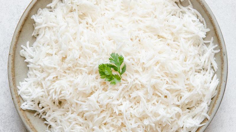 Jasmine or Basmati Rice