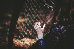 Pinky Promise Photography - Bristol Harpist