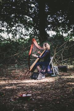 Pinky Promise Photography - Bristol Harpist