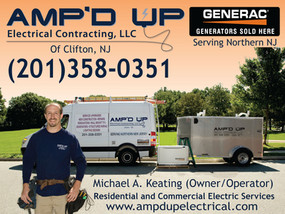 General Meeting - AMP'D UP ELECTRIC  Home Generators: Portable vs. Home Standby - July 17, 2019