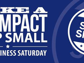 SMALL BUSINESS SATURDAY - Shop Local - Nov 24, 2018