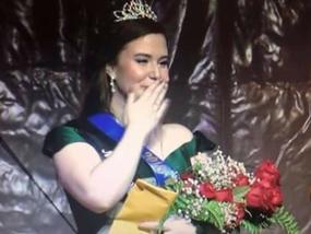 Congratulations Miss Vernon - Queen of the Fair!