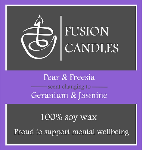 Pear & Freesia to Geranium & Jasmine