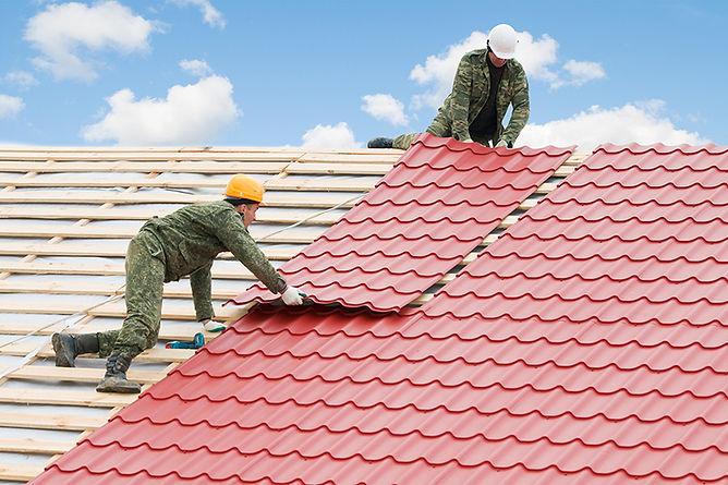 Water Damage Resistant Materials Metal Roofing