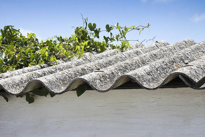 asbestos testing asbestos roof