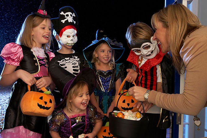 Halloween Safety Myths Trick Or Treating, halloween safety myths, halloween truths, trick-or-treat safety, trick-or-treat myths