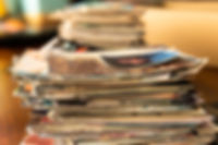 Restoring Water Damaged Photos Stack Of Photos