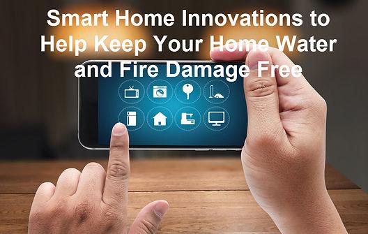 smart home innovations