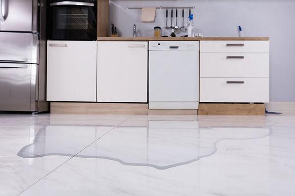 Appliance Leak Damage Repair