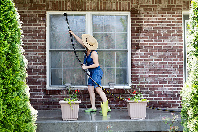 Things To Never Do To Your House Cleaning Windows,  things to never do to your house, what not to do to to your house, what not to do at home, home maintenance mistakes, home care mistakes