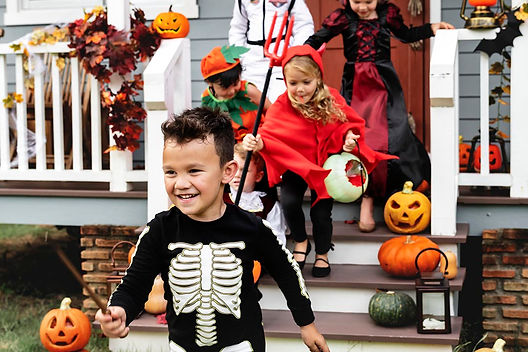 halloween safety myths, halloween truths, trick-or-treat safety, trick-or-treat myths