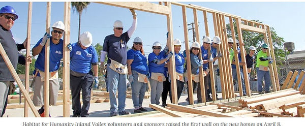 April 2020 business of the month Habitat for Humanity
