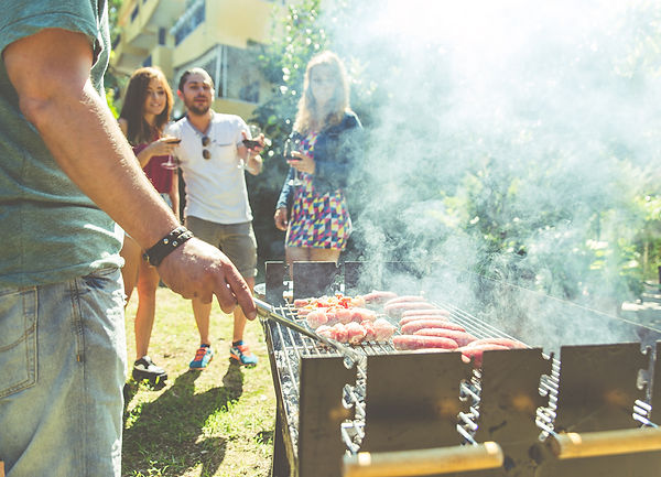 backyard safety tips, keep your backyard safe, summer safety, pool safety, grill safety, backyard party safety