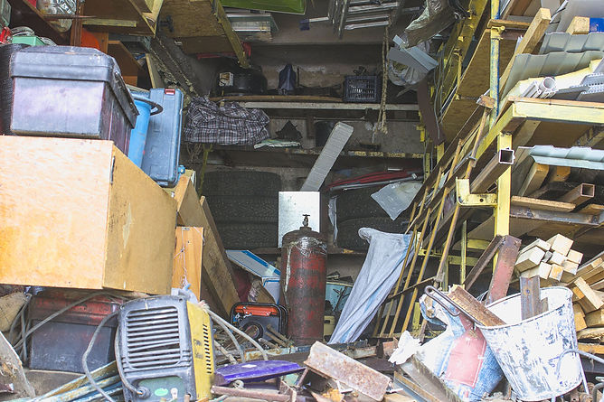 hoarders and property management dangers