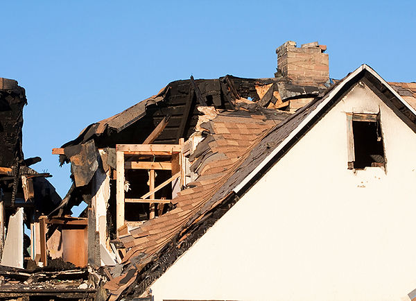 buying a fire damaged home, pros and cons of buying a fire damaged property, buy a house with fire damage, Buy a house with smoke damage